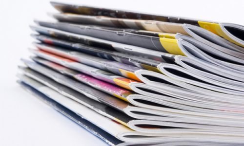 Litho Printed Magazines